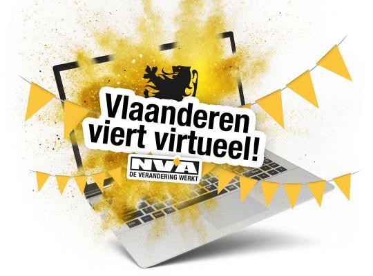 Vlaanderen Viert Virtueel