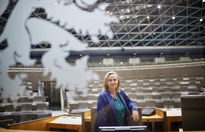 Voorzitter Vlaams Parlement