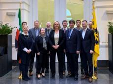 Delegatie Nordrhein-Westfalen