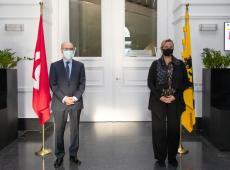 Ambassadeur Tunesië