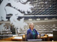 Voorzitter Vlaams Parlement