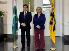 Ambassadeur Pakistan