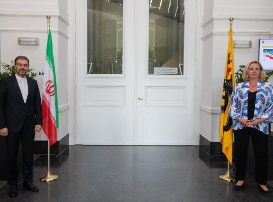 Ambassadeur Iran