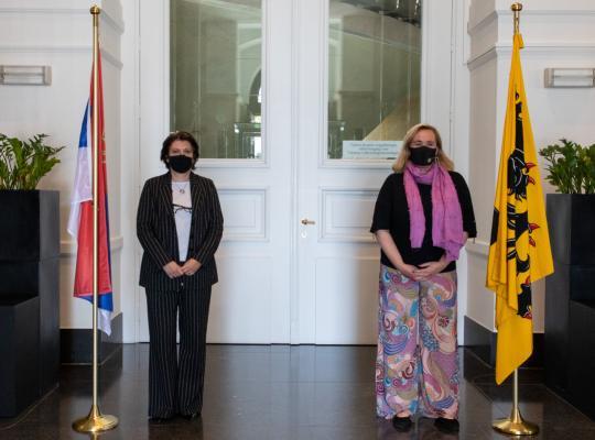 Ambassadeur Servië