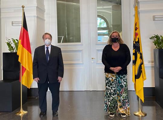 Duitse ambassadeur
